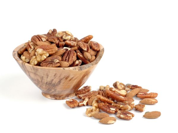 Spice Roasted Nuts http://www.prevention.com/food/healthy-recipes/17-snacks-that-power-up-weight-loss/slide/5