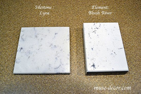 quartz countertops that look like marble without the worrying about