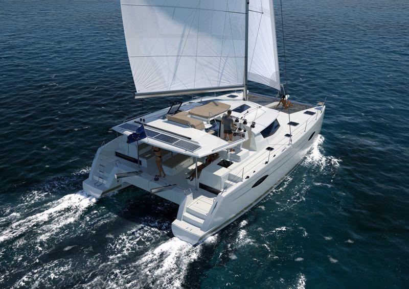 Katamaran segeln luxus  Helia 44 | Das Beste am Norden Mallorca | CM Charter Mallorca ...