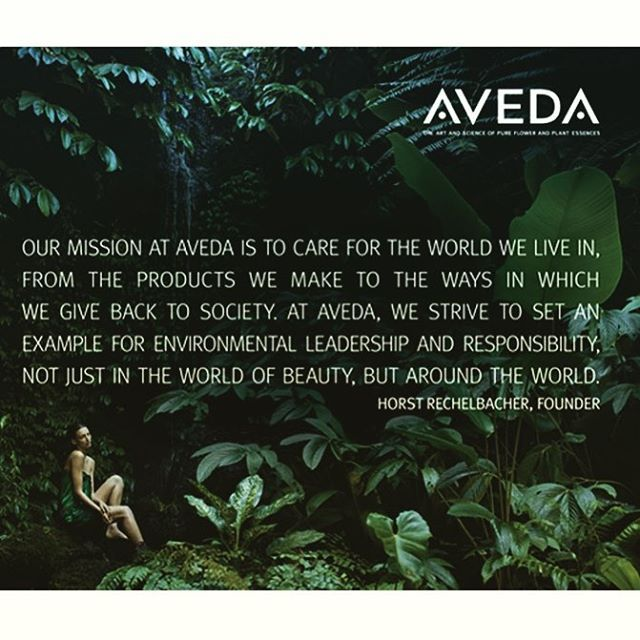 BE AVEDA PROUD.  #Aveda #AvedaMission #Salon #Spa #business #beauty #design  New design - Available now!