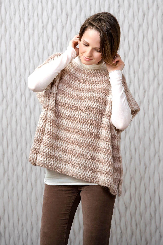 Luxury Häkelanleitungen Pullover Embellishment - Decke Stricken ...