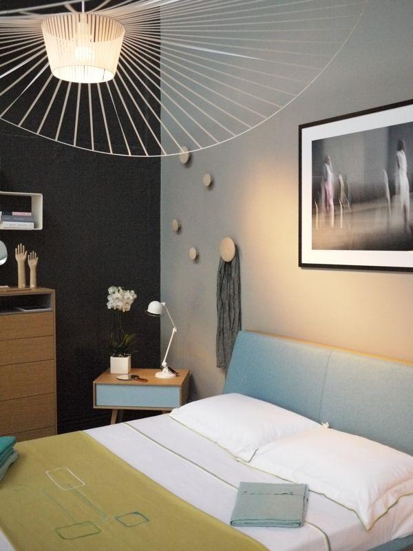 Attrayant Chambre Pastel Et Luminaire Vertigo De Constance Guisset