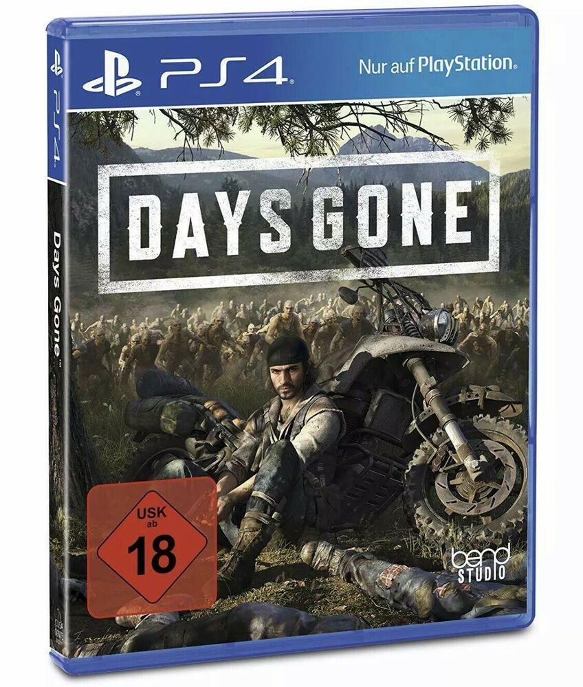 Days Gone Ps4 100 Uncut De Blitzversand Playstation Ps4 Ebay