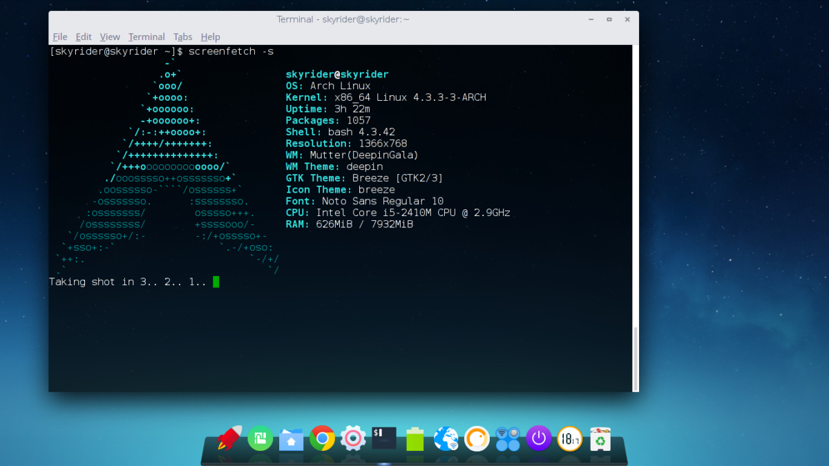 How to install the Deepin Desktop on Linux | Linux | Linux