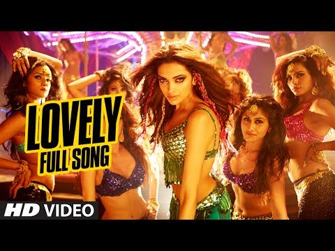 Official Lovely Video Song Shah Rukh Khan Deepika Padukone Kanika Kapoor Happy New Year Youtube
