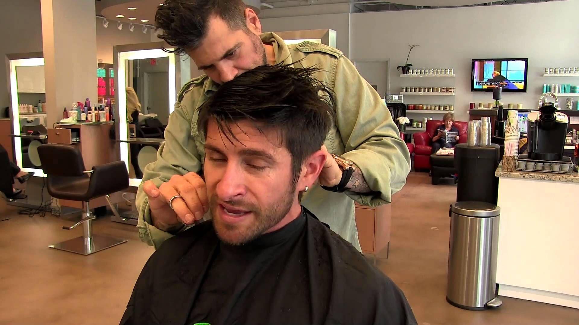 Boy hair style cutting mens hair care youtube ideas  hairstyle  pinterest  mens hair