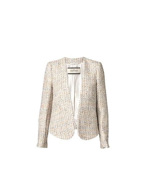 a56fede8 Taylir bouclé jacket By Malene Birger | Fashion | Boucle jacket ...