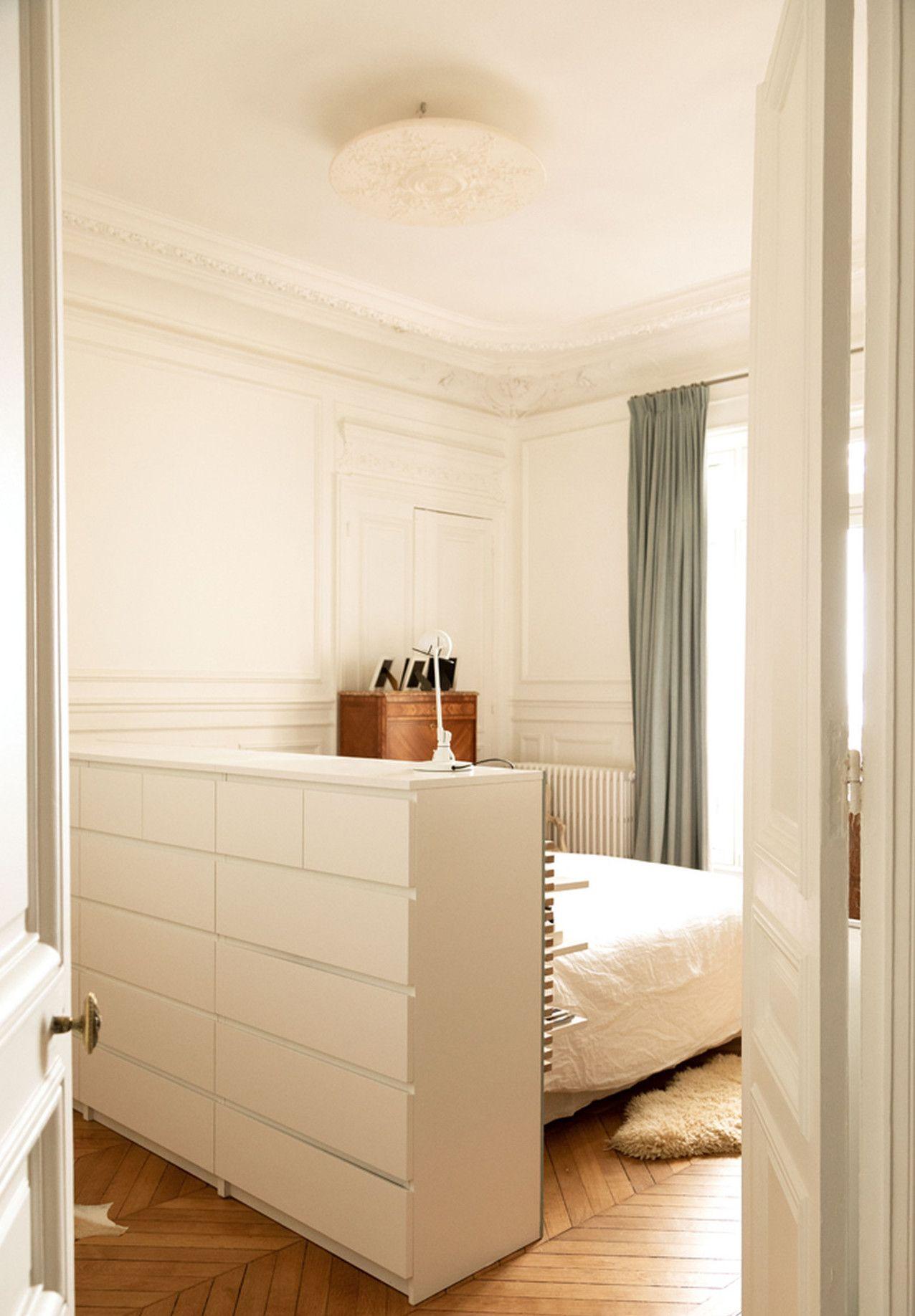 Photo of Cet appartement parisien typique a été rénové entre classique et design contemporain – PLANETE DECO a homes world