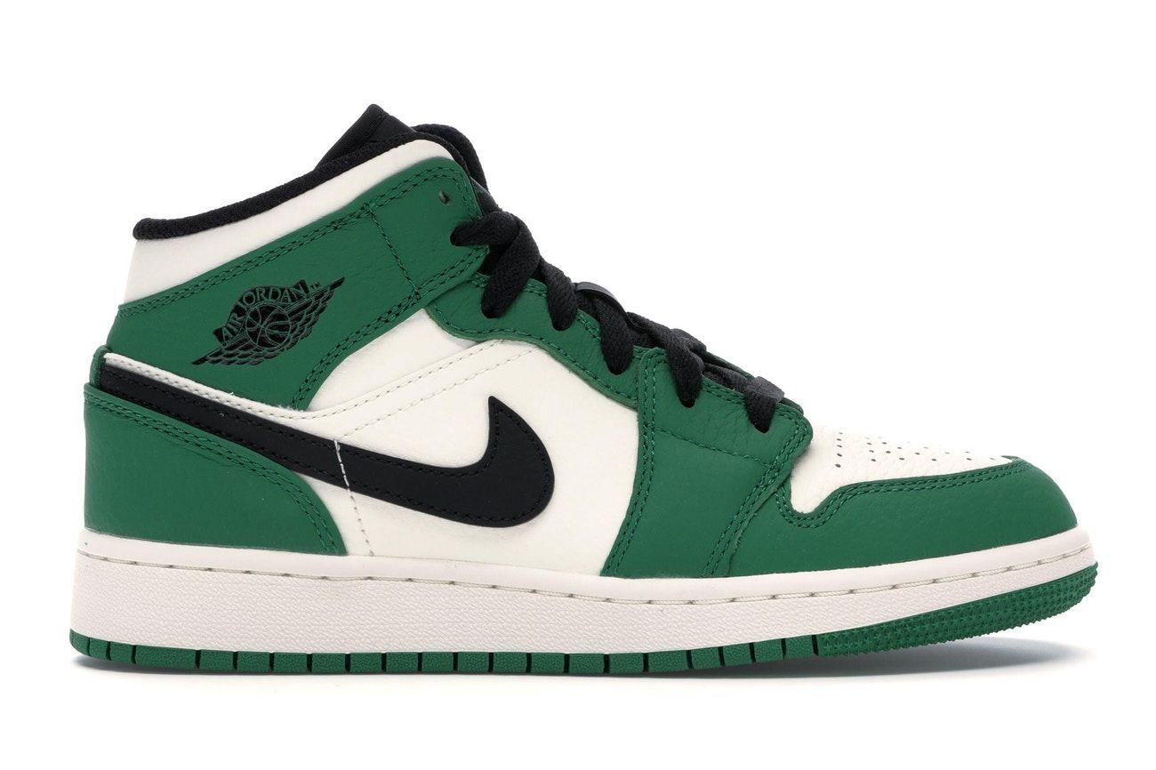 Air Jordan 1 Retro High Og Pine Green Toe Size 11 Fashion