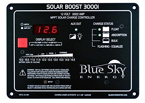 12v30a 400w Mppt Solar Boost 3000i Solar Charge Controller Sb3000i Check This Awesome Product By Going To The Link A Solar Solar Electric System Solar Shop