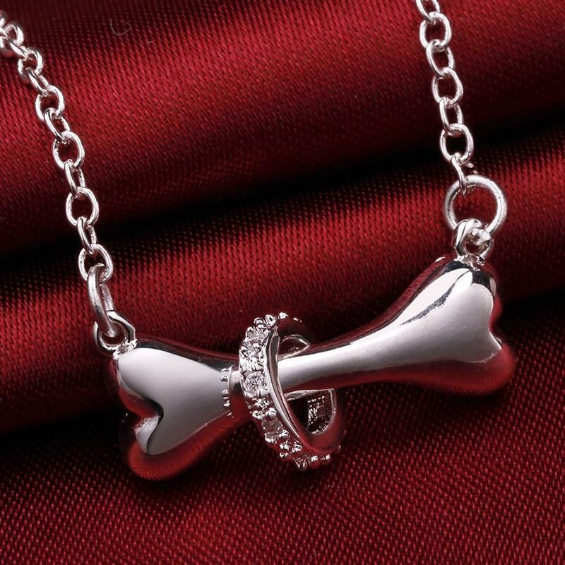 Plaqué Coeur Perles MADE WITH LOVE Charms Pendentifs Bijoux Accessoires