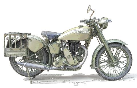 MATCHLESS WD-G3L