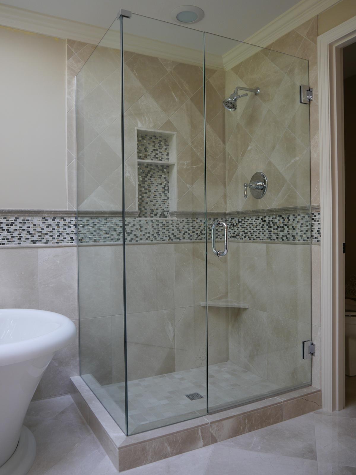 Shower Doors U0026 Fixtures   Innovative Kitchen U0026 Bath