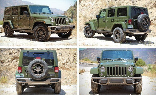 2016 Jeep Wrangler Unlimited Automatic Jeep Wrangler Unlimited