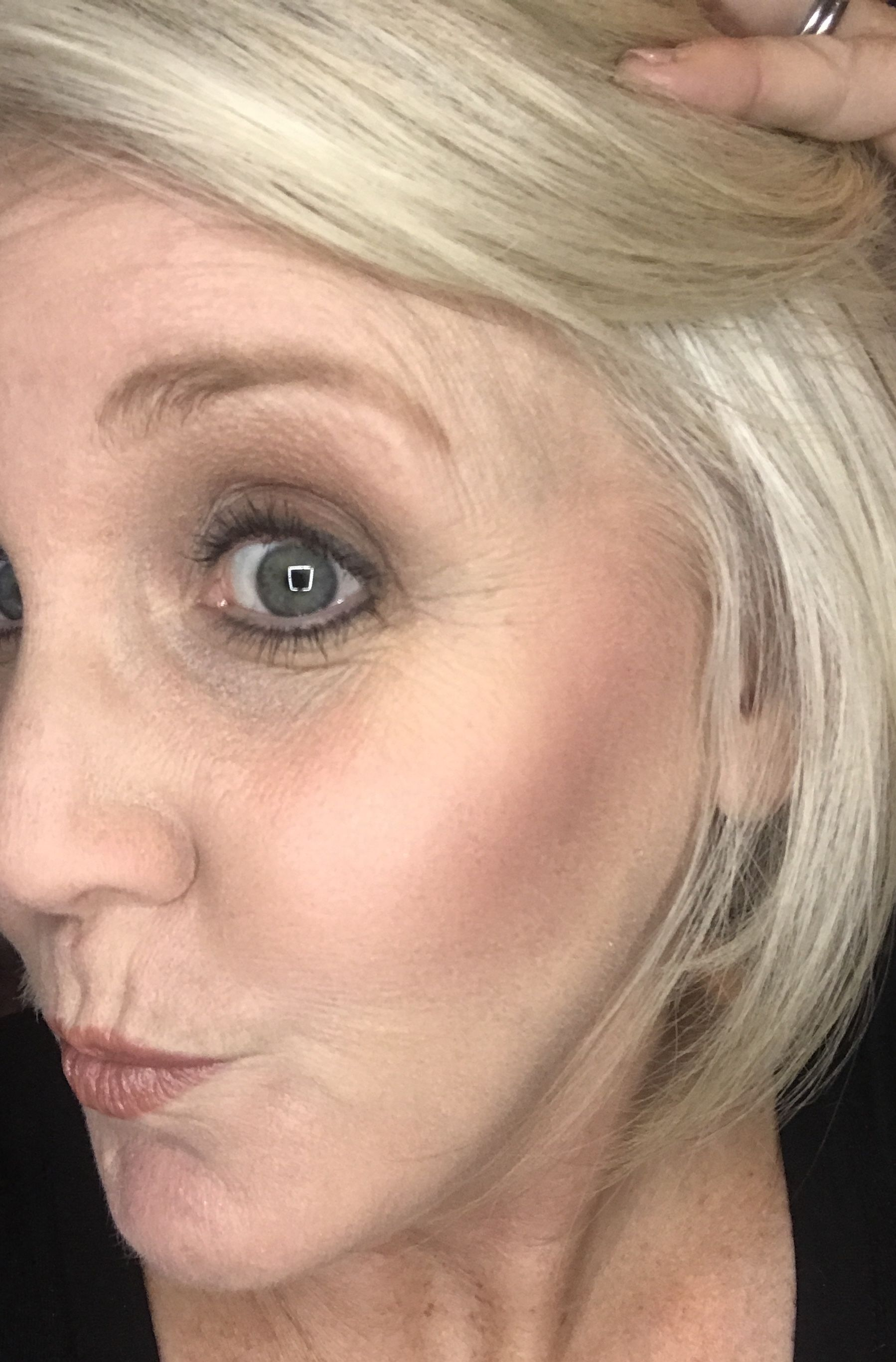 Practicing my highlight contouring i also have a you tube video practicing my highlight contouring i also have a you tube video tutorial baditri Image collections