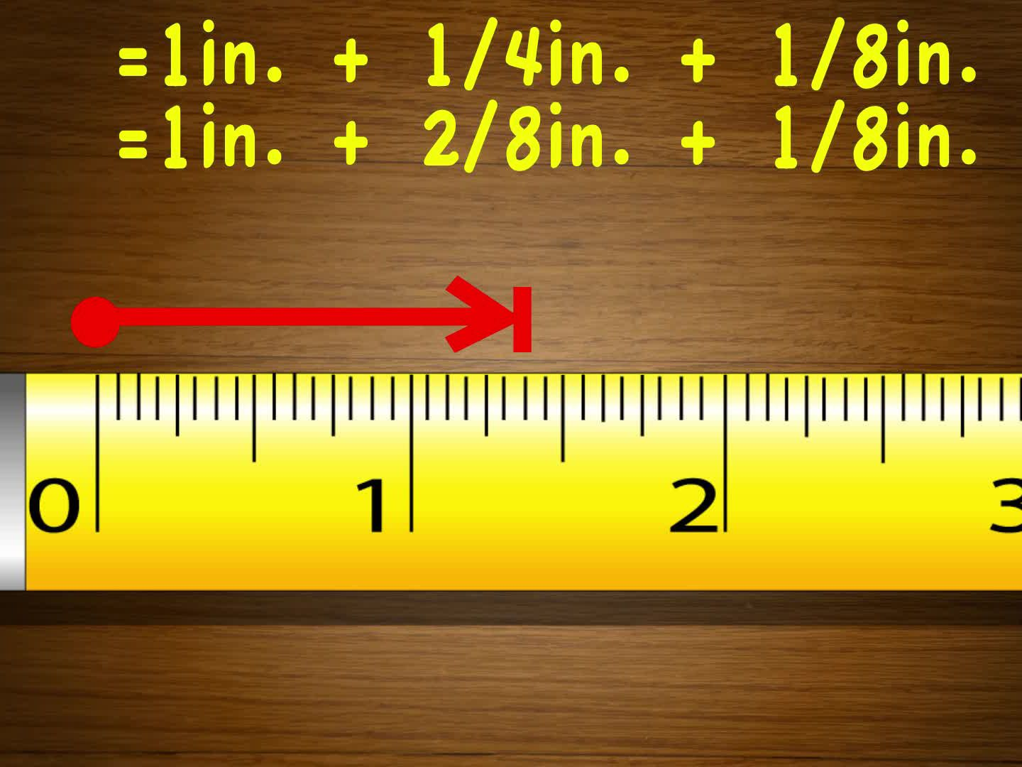 How To Read A Measuring Tape Tape Measure Woodworking Tips Math For Kids [ 1080 x 1440 Pixel ]