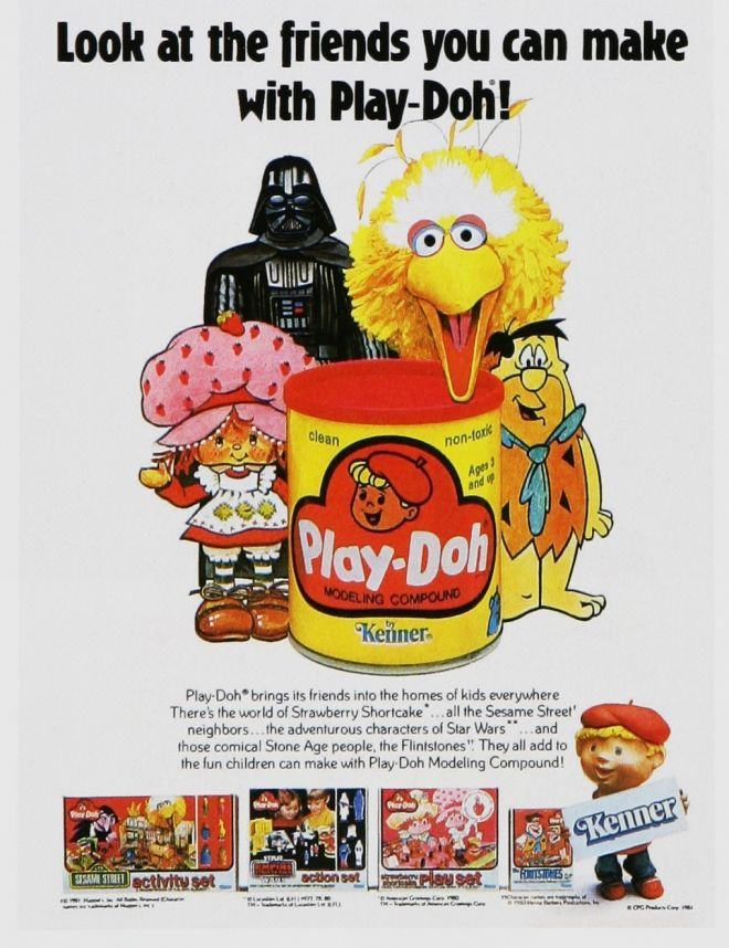 Vintage Toy Advertisements of the 1980s Had a lot of fun w ...