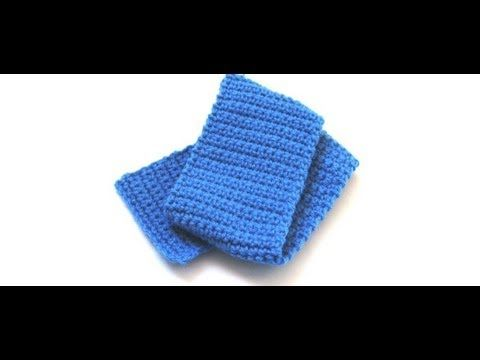 crochet mens scarf - YouTube | Videos how to | Pinterest