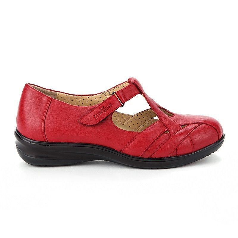626fbaab CHOCLO - Calzado Onena Perforaciones, Calzado, Tacones, Mary Janes, Zapatos  De Mujer