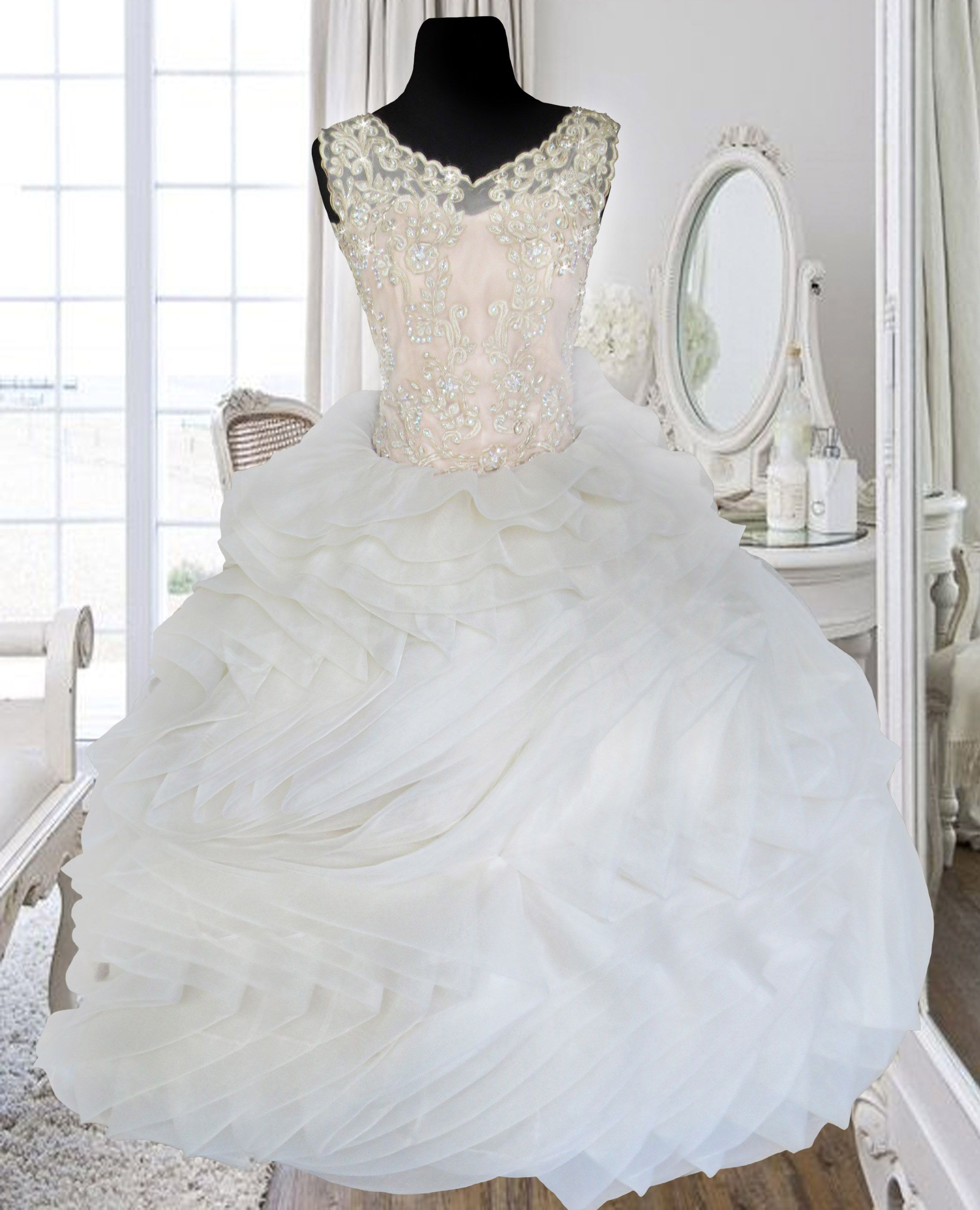 Wedding Gowns On Rent: Rent This Debut Ball Gown At Www.gownforent.com/ And Www
