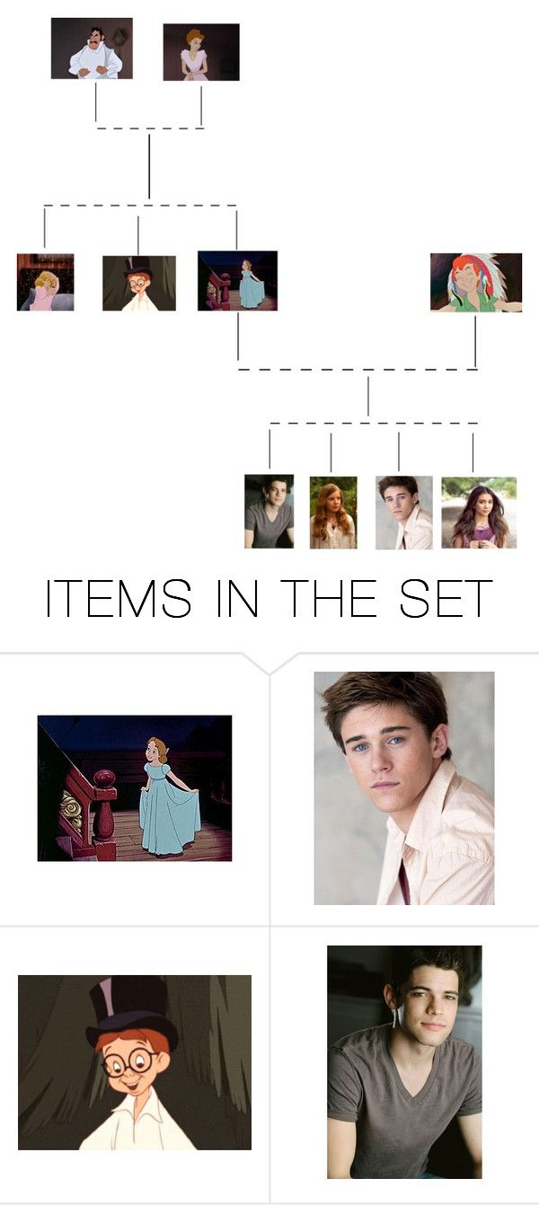 """dd couple family trees: part nine"" by kathy ❤ liked on Polyvore featuring art"