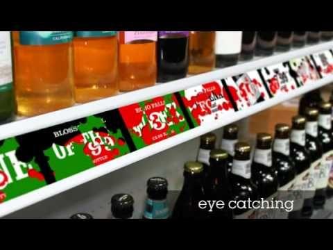 Shelf Edge Digital Signage for Retail and Supermarkets