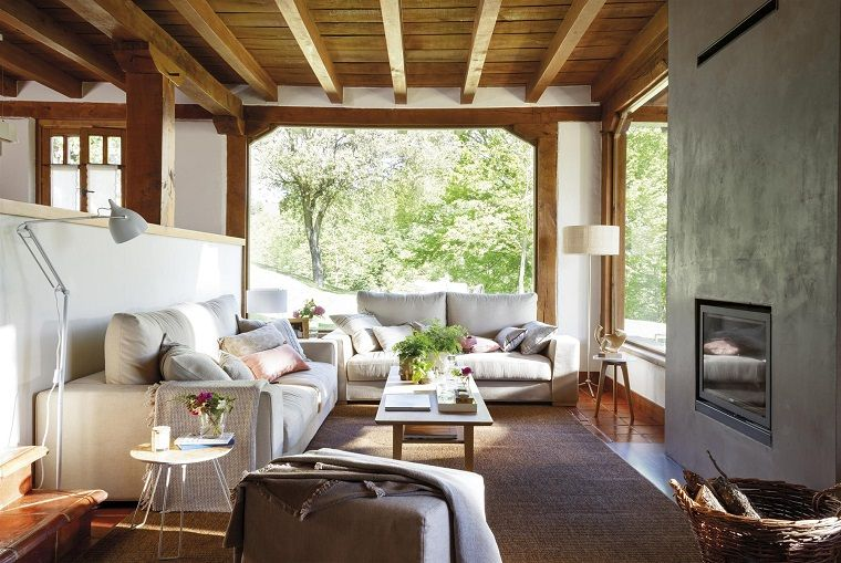 Soffitti In Legno Moderni : Nuovo moderno laminato in legno soffitto progettazione per