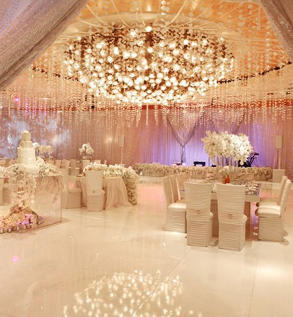 White Luxury Wedding Decor With Wonderful And Beautiful: 2014 Spring Luxury Wedding Reception Table Decorations