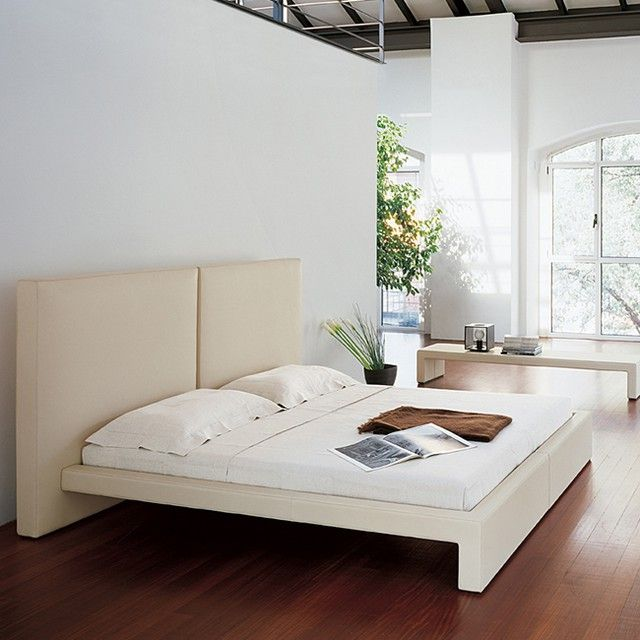 Openside bed designed by Franco Poli availabe at ddc OUTLET Store #NYC #ddcnycoutlet
