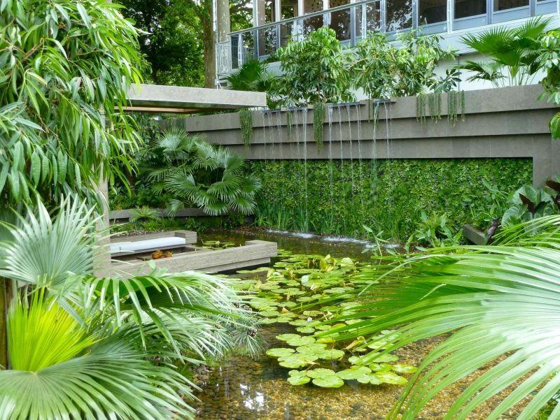 Teichbau Tipps \u2013 25 Gartenteich Projekte zum Nachbauen Garden