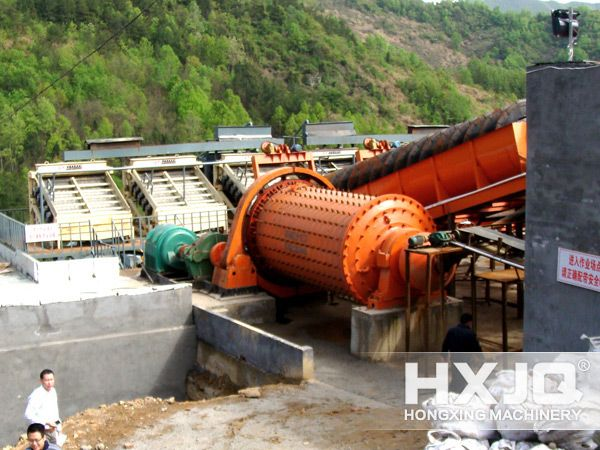 Ball Mill   Glass ceramic, Metal processing, Chemical industry
