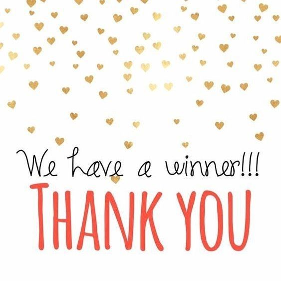 We have the giveaway winner in our story😍 Thank you all for participating in our giveaway ❤️❤️❤️❤️❤️ Stay tuned for next one, coming soon 💋 . .