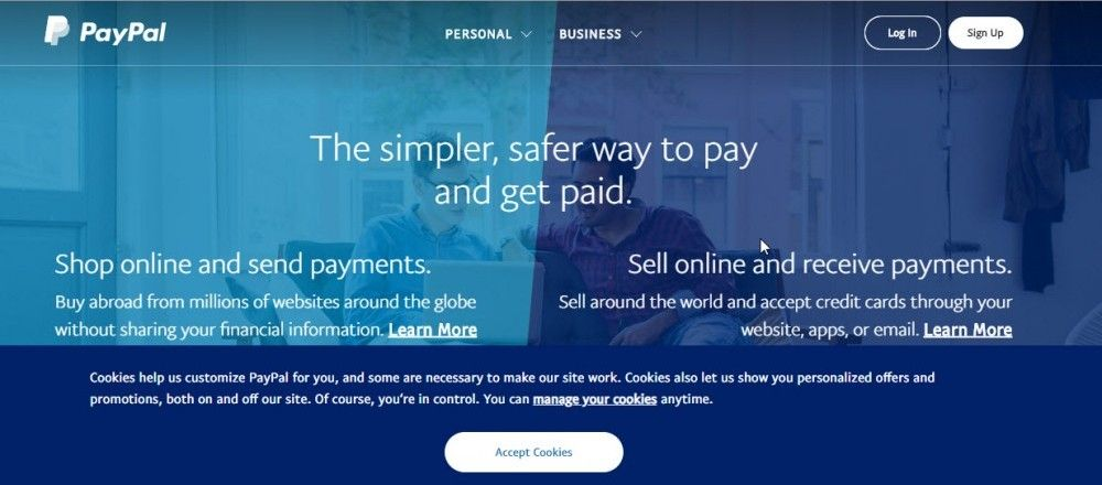 How To Set Up My Paypal Account To Receive Money