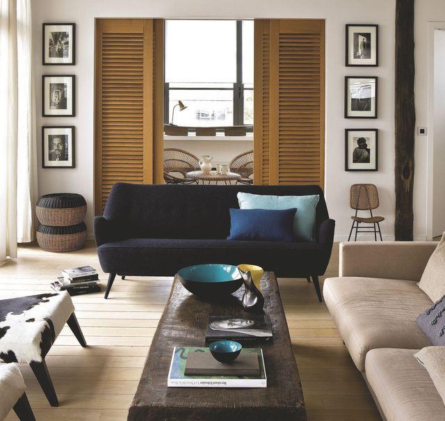 Cloison coulissante conseils et avantages salons for Salon design chaleureux