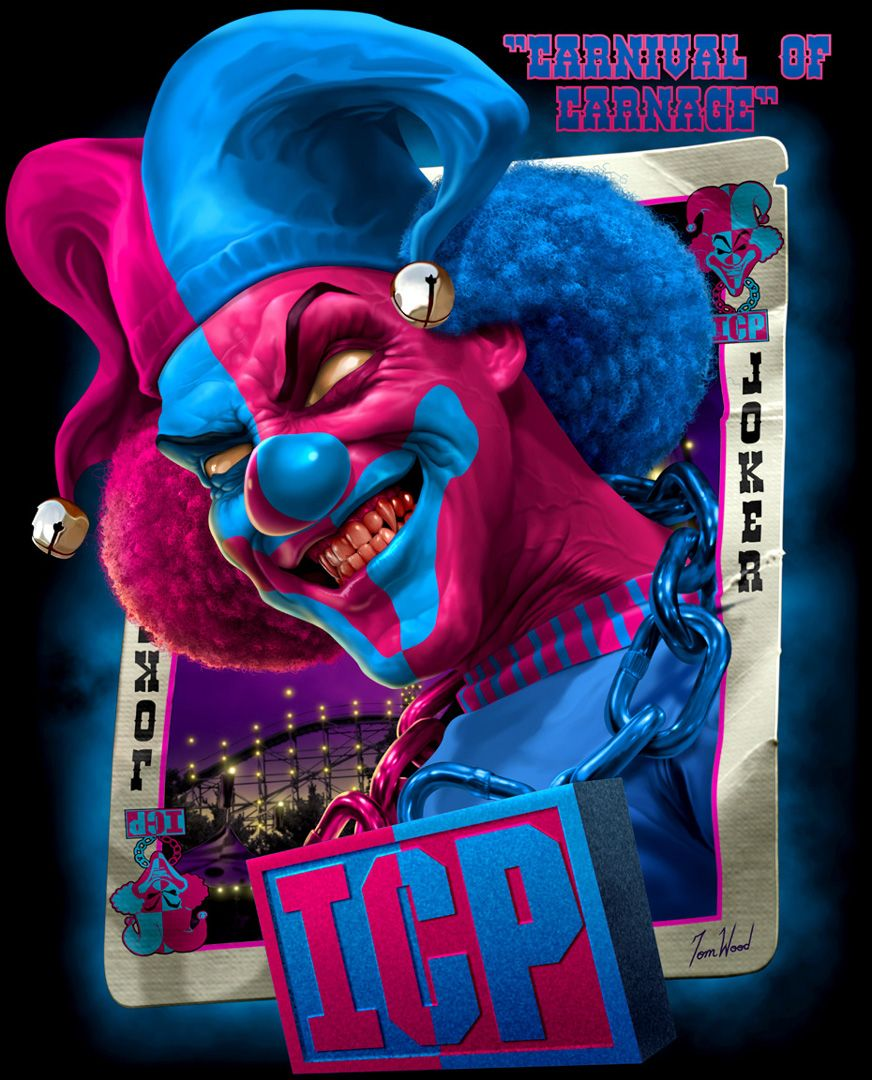 The Wraith Icp Poster