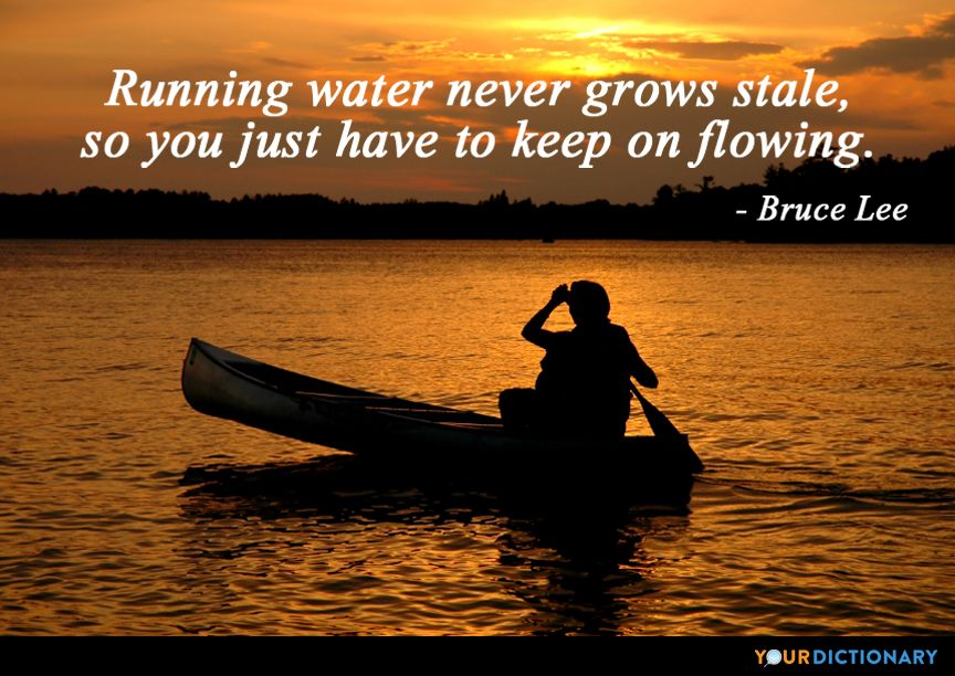Water Quotes Enchanting Water Quotes  Quotes About Water  Yourdictionary