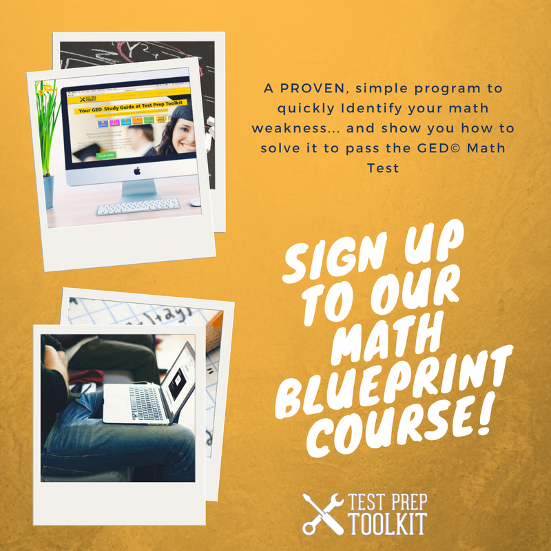Here are what you get when you sign up to our math blueprint course here are what you get when you sign up to our math blueprint course 8 week online course covering everything on the math test 45 in depth video lessons malvernweather Choice Image