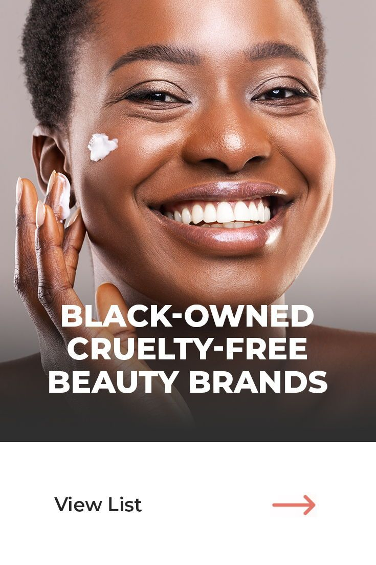 BlackOwned CrueltyFree Beauty Brands to Support in 2020