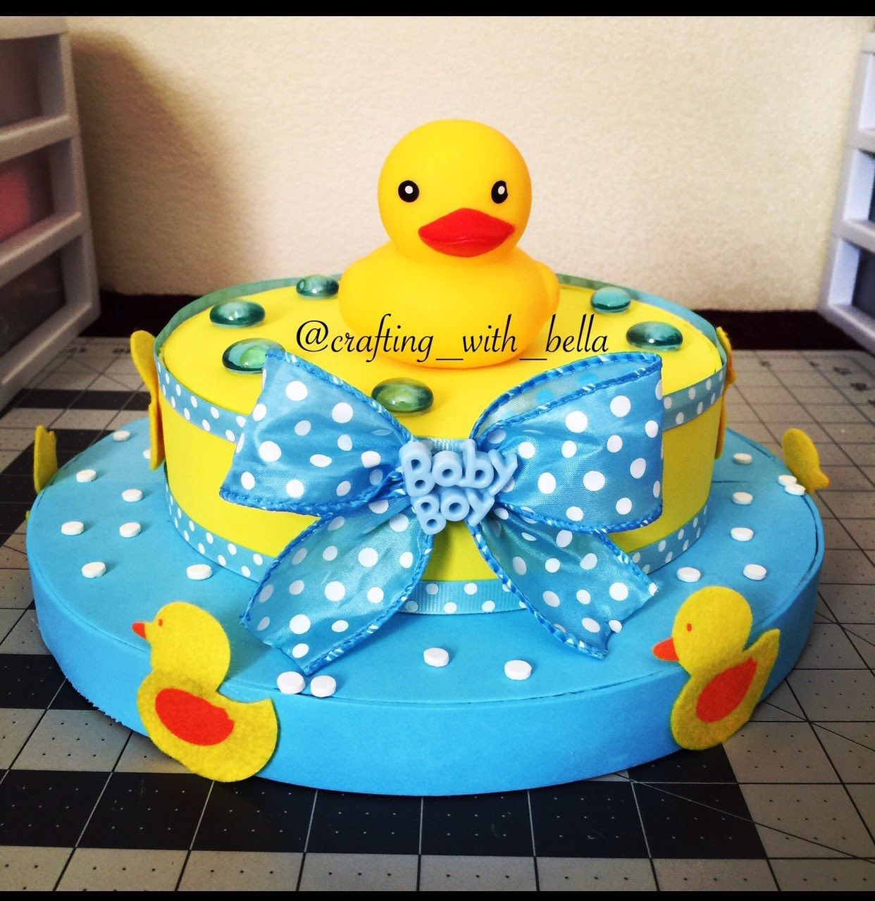 Baby shower ducks ideas