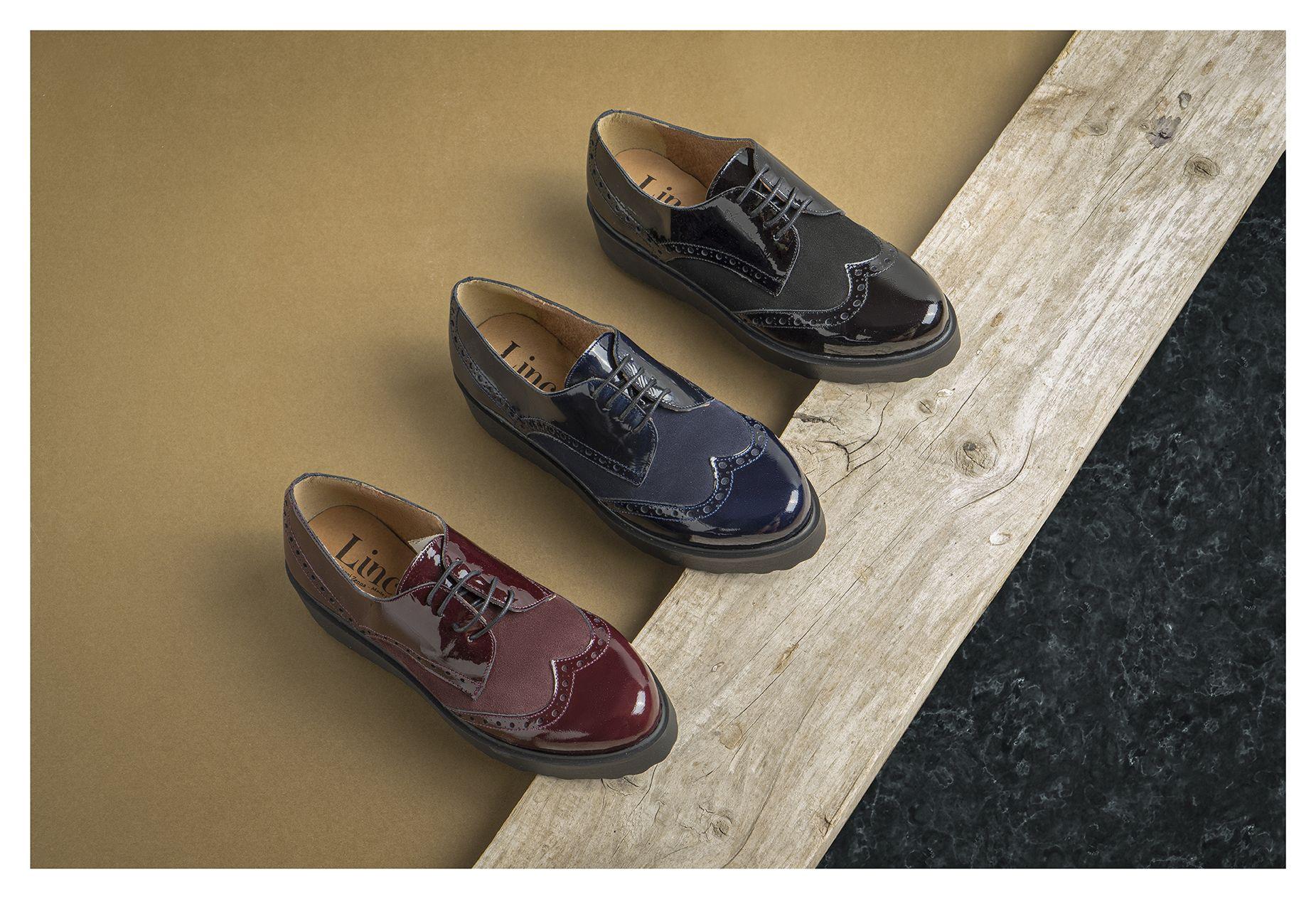 Nueva Colección Otoño Invierno 2015 16 Calzado Hecho En España Lince Linceshoes Madeinspain Zapatos Mujer Calzas Otoño Invierno 2015