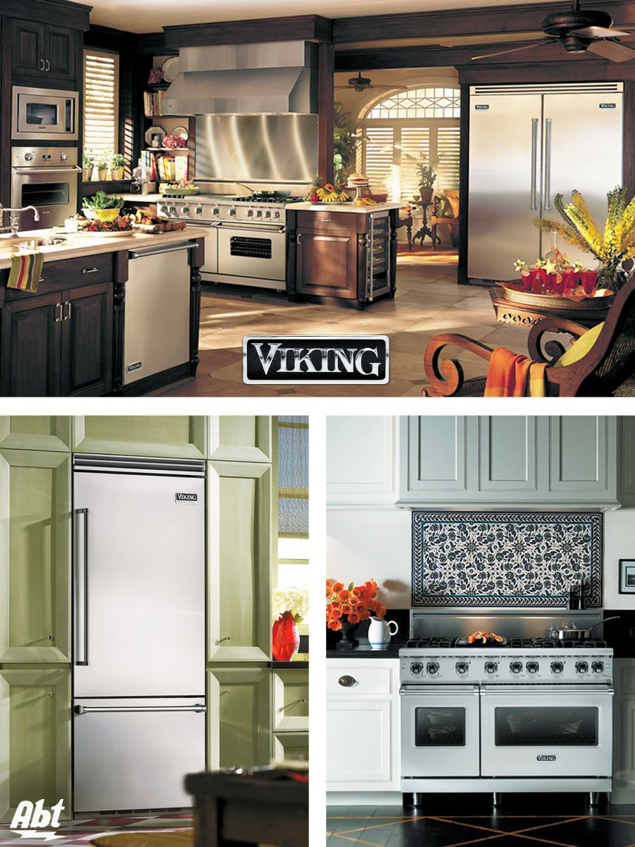Create your dream kitchen with Viking 5 Series appliances