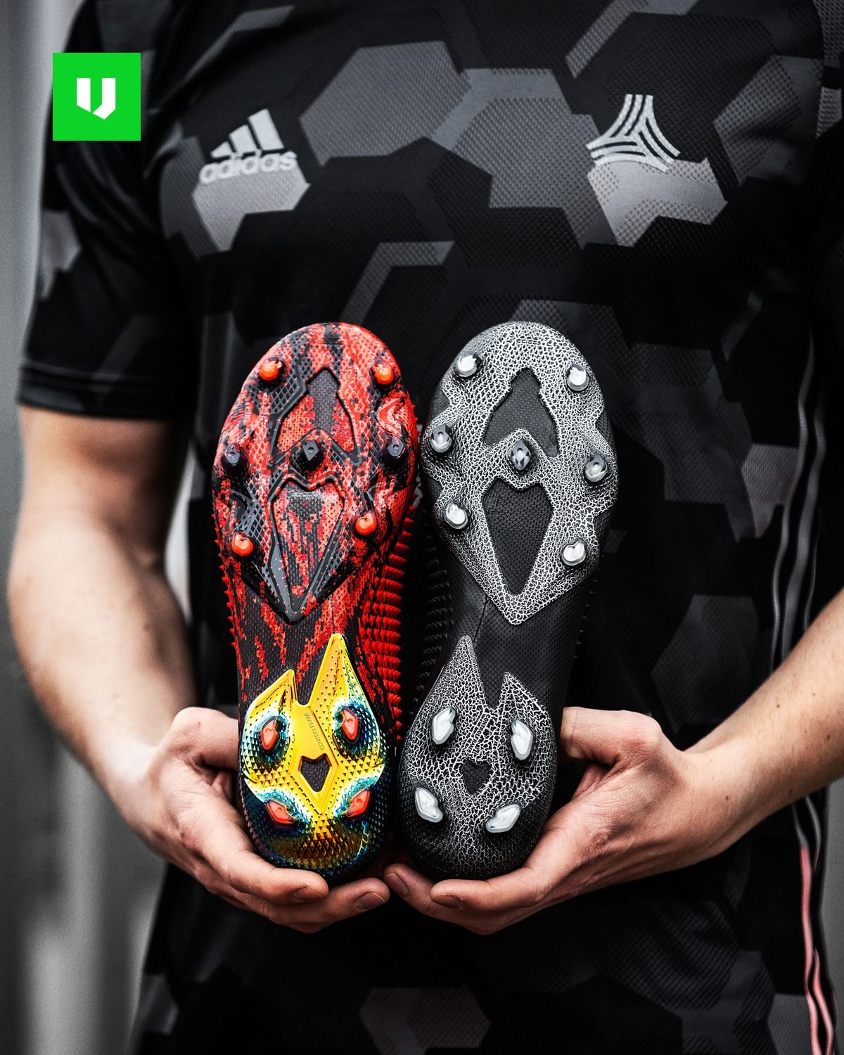 The Sole Of A Predator In 2020 Predator Football Boots Soccer Boots Latest Football Boots