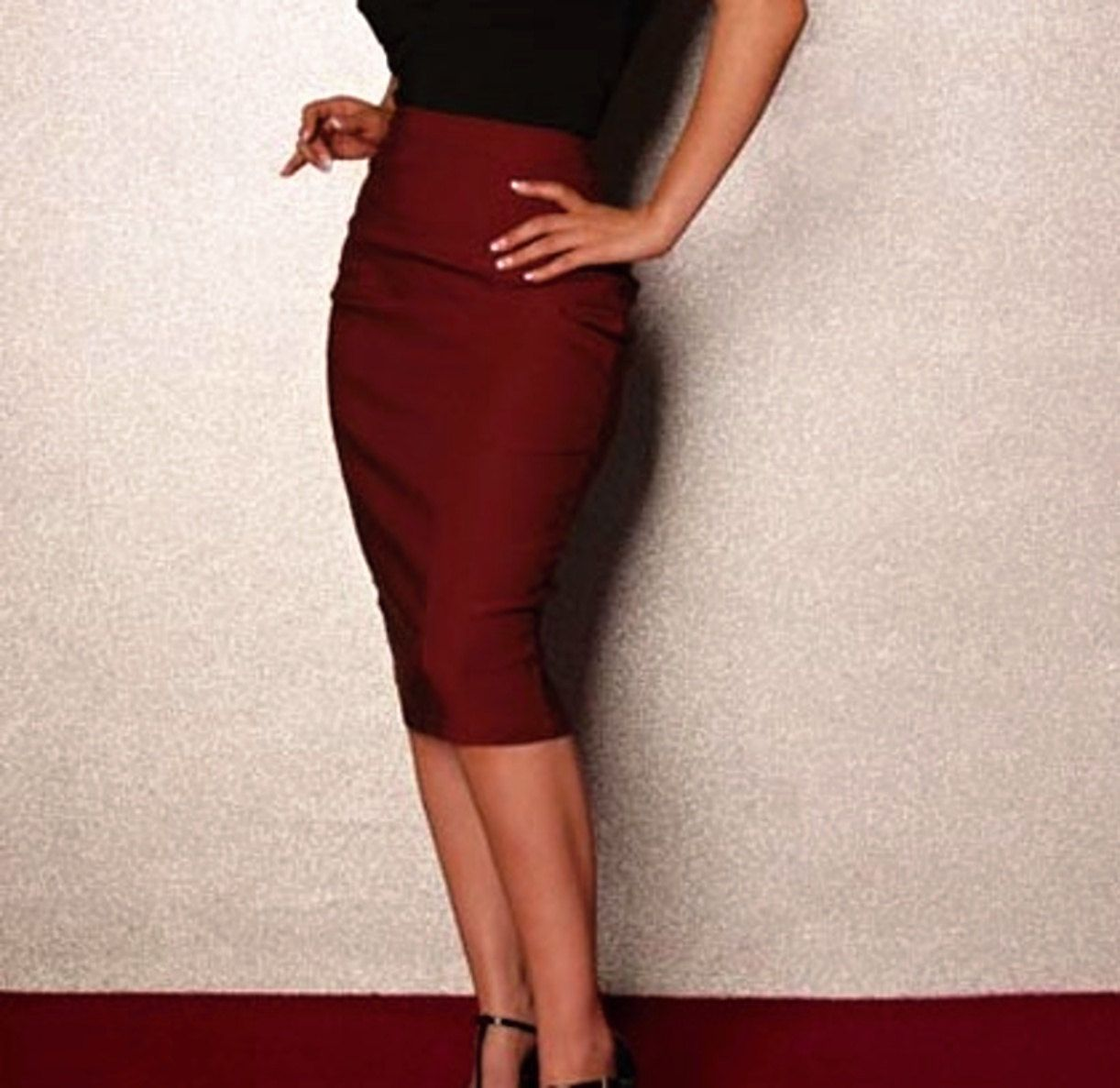 17 Best images about Burgundy skirts and shorts on Pinterest ...