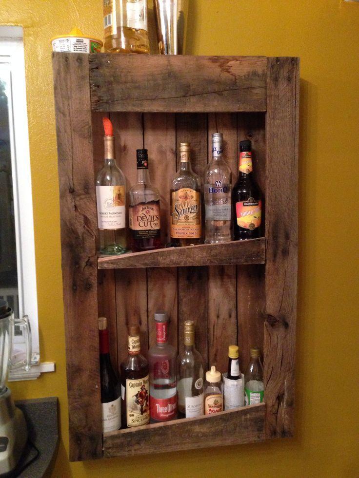 2 tier led bar shelf display bottle display led strip. Black Bedroom Furniture Sets. Home Design Ideas
