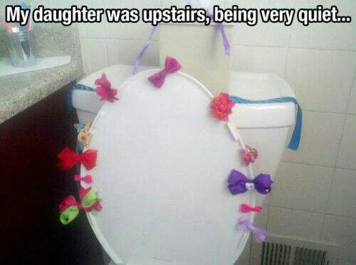 Pretty Toilet Feel Good Pictures Clean Funny Pictures Funny Pictures