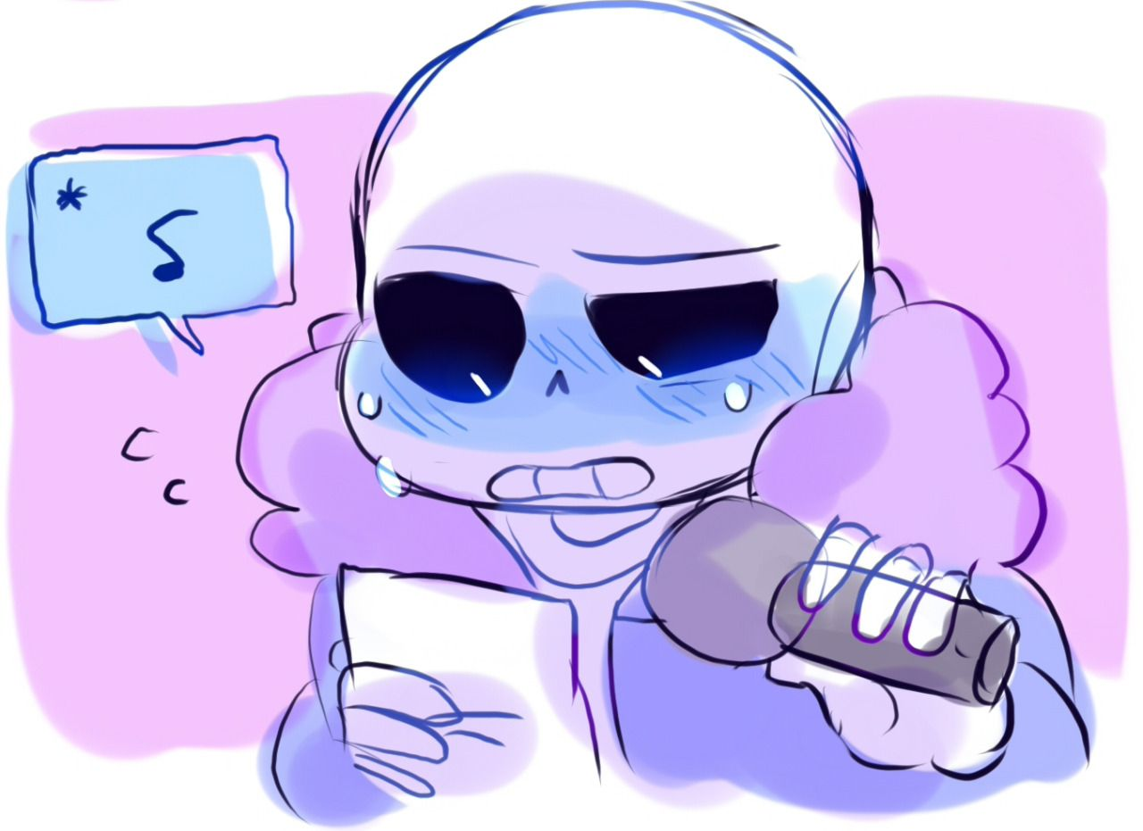5/11 (Art for the song drop pop candy, which you can hear Sans and