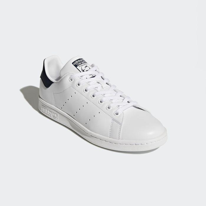 premium selection b3292 2b6dc Stan Smith Shoes Core White 9.5 Mens