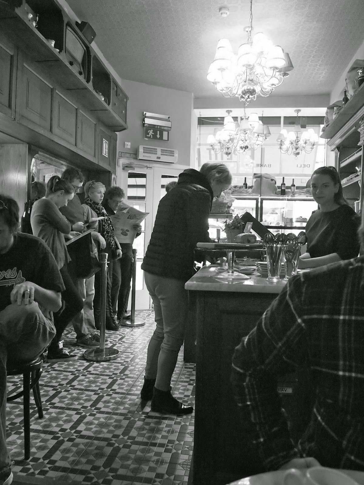 Ladybirds Nest - Paris - Parisienne - Dublin - french - cafe