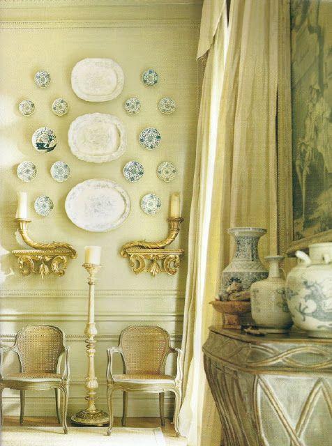 Vintage Mulberry: Antique AltarSticks | Vintage | Pinterest | Blue ...