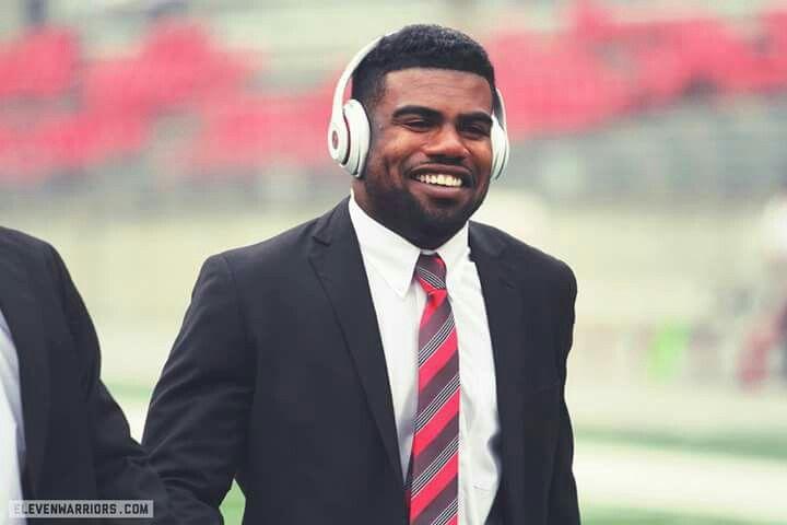 """Ezekiel """" Zeke """" Elliott  Ohio State Football ..."""